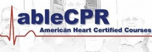 Able CPR Logo